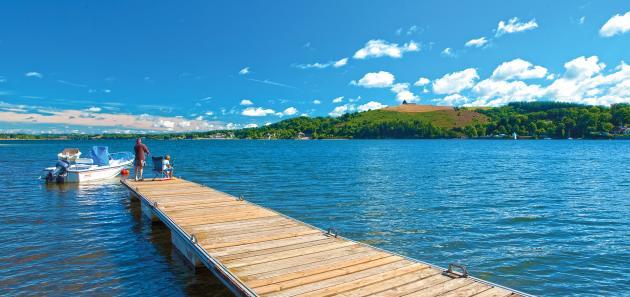 Vue sur le lac 2